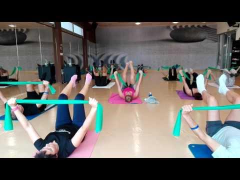 Pilates Stretch en Impala Sportclub & Spa.