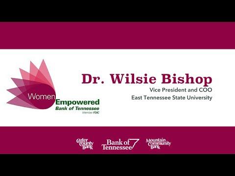 April 2014 Women Empowered Launch Event with Dr. Wilsie Bishop