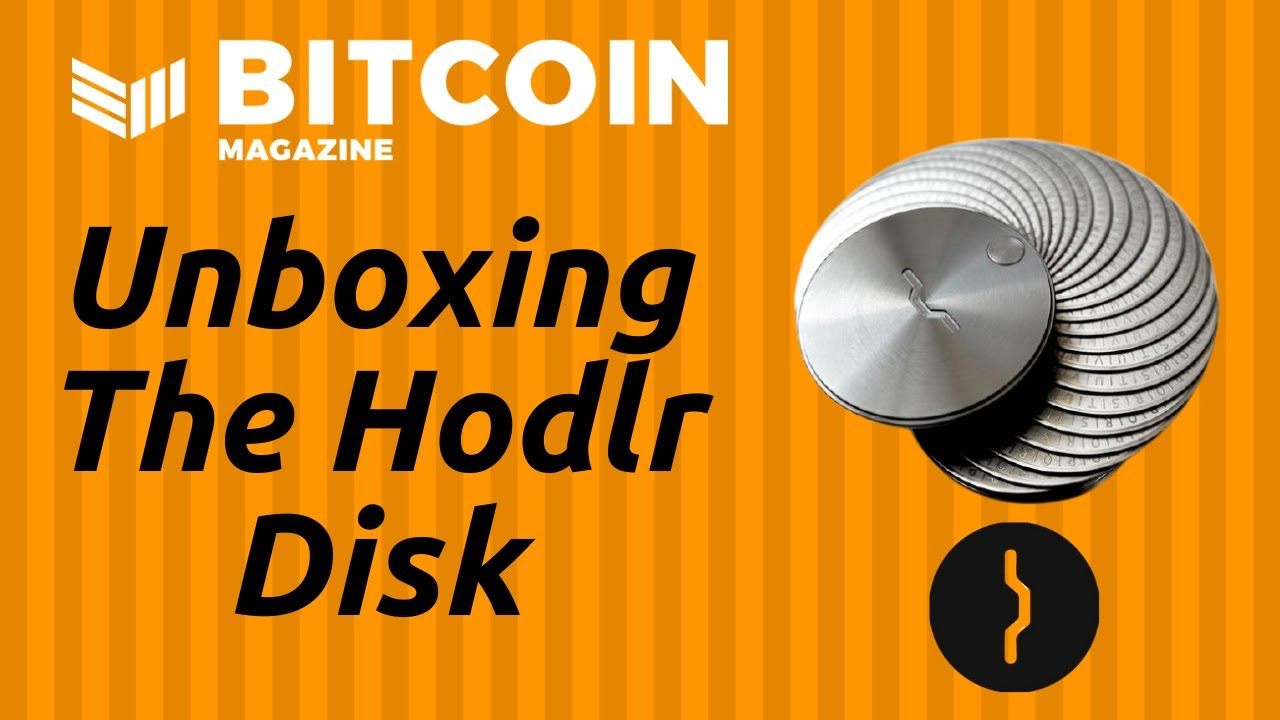 Unboxing And Review: Hodlr Disk