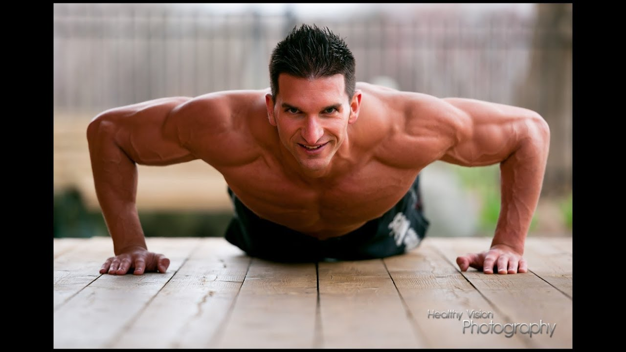 How to build muscle on the bar 72