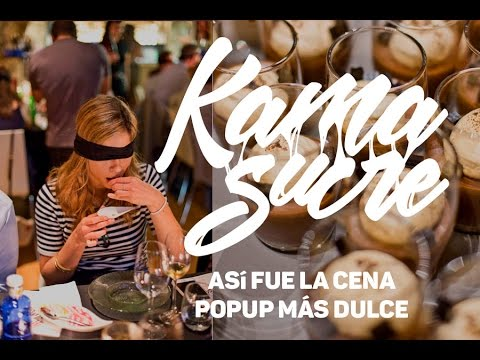 POP UP EXPERIENCE #7 KAMA SUCRE