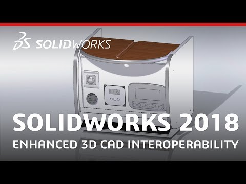 SOLIDWORKS 2018 -