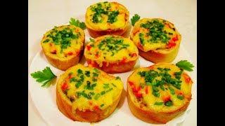 Очень вкусный горячий завтрак! Его не только кушать, делать одно удовольствие! Просто и сытно!