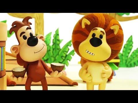 Raa Raa The Noisy Lion | Littlest Laugh | English Full Episodes | Cartoon For Kids🦁