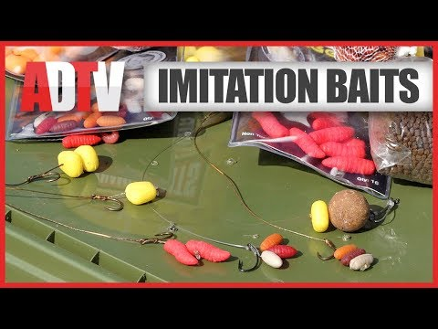 How To Use Imitation Baits - Maggots, Casters & Corn