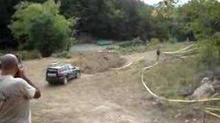 GWM Hover going on offroad hill