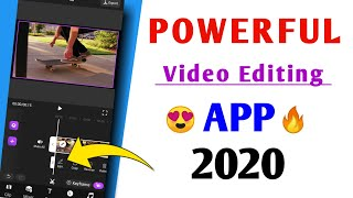 Best Video Editor App For Android 2020 | Professional Video Editing App | Edit Video On Android