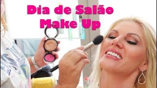 Dia de Salão Make Up