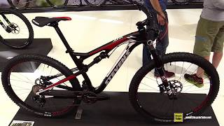 2017 Stevens Jura Carbon ES Di2 Bike - Walkaround - 2016 Eurobike