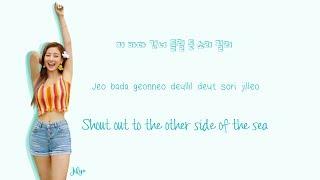 TWICE - Dance The Night Away Lyrics (Han|Rom|Eng) Color Coded