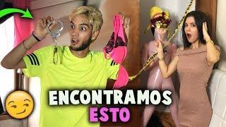 INTERCAMBIO DE CASAS CON MI NOVIA POR 24 HORAS 😱 | NANDO