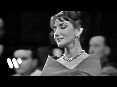 Maria Callas sings 'Casta Diva' (Bellini: Norma, Act 1)