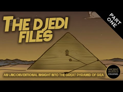 Djedi Robot Raw Footage Part 1: Climbing the Great Pyramid Queen's Chamber Air Shaft