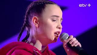 "BRAVO! Алика Милова  - ""Gangsta`s Paradise"""