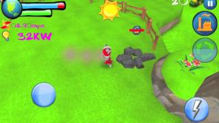 Unity 3D iOS - Renewable Energy Game