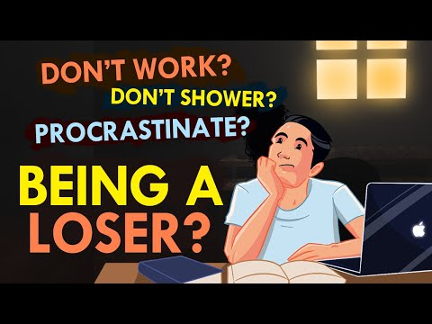 Stop Living Like a Loser | Motivational Video