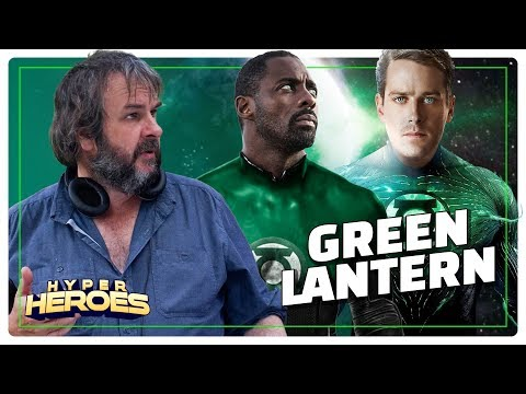 Peter Jackson Should Direct DC's Green Lantern  Hyper Heroes