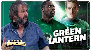 Peter Jackson Should Direct DC's Green Lantern - Hyper Heroes