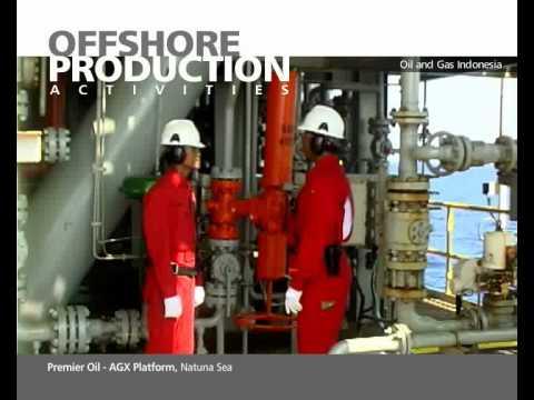 OFFSHORE PRODUCTION ACTIVITIES - Premier Oil 'AGX Platform' #3