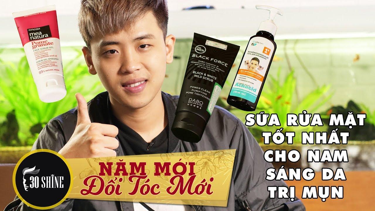 30Shine – Review Sữa Rửa Mặt Sáng Da Trị Mụn Cho Nam Tốt Nhất Hiện Nay
