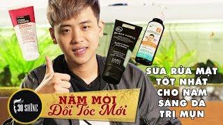 30Shine - Review Sữa Rửa Mặt Sáng Da Trị Mụn Cho Nam Tốt Nhất Hiện Nay