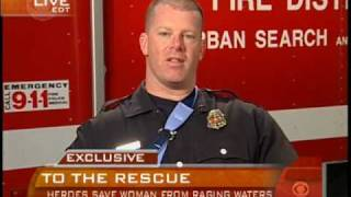 Heroes Perform Raging River Rescue