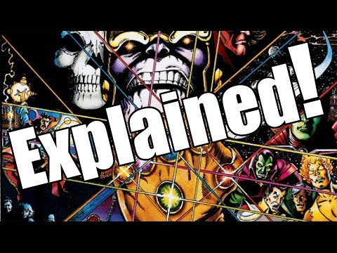 Infinity Gauntlet Explained