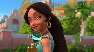 Елена - Принцесса Авалора - 08 - Уроки волшебства: Свет и только свет  мультфильм Disney