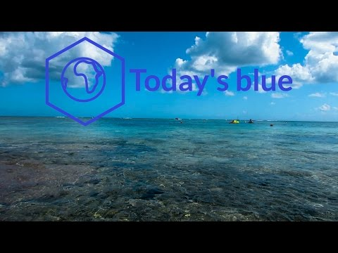 Today's Blue | MAURITIUS