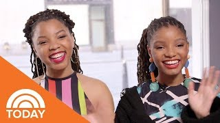 Chloe X Halle Share Beyonce's Advice For Their Album 'The Kids Are Alright' | Donna Off-Air | TODAY
