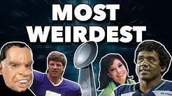 The NFL's Most Weirdest Superbowl Facts