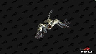 World of Warcraft: Warlords of Draenor Claws of Shirvallah L100 Druid Talent