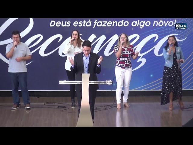 Culto Primeira Igreja Batista em Guarapari 16/05/2021-09:00
