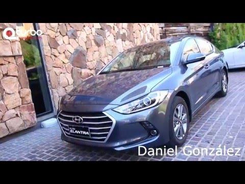 Test Drive Review Hyundai Elantra 2016 Prueba en Espaol