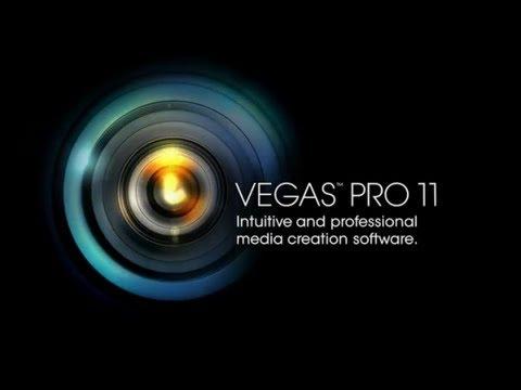 Как скачать и установить программу для монтажа видео Sony Vegas Pro 11?