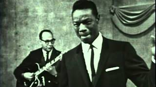 Nat King Cole appears in an old italian TV show in 1960