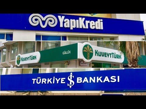 Банки Турции. Может ли турист открыть счет без визы на проживание?