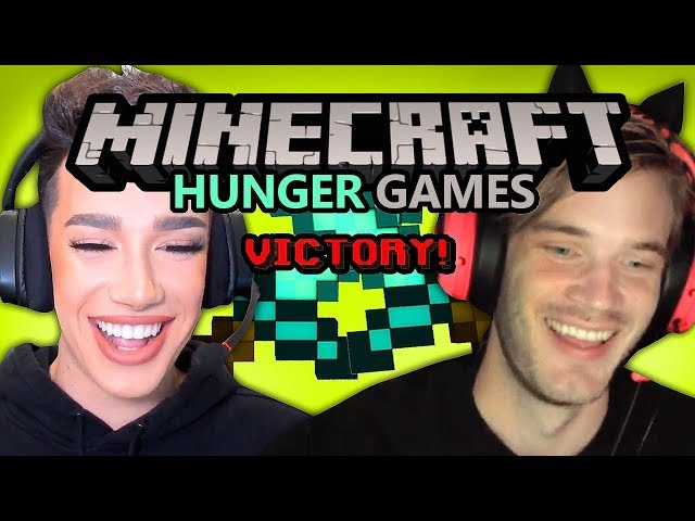 Minecraft Hunger Games w/ James Charles