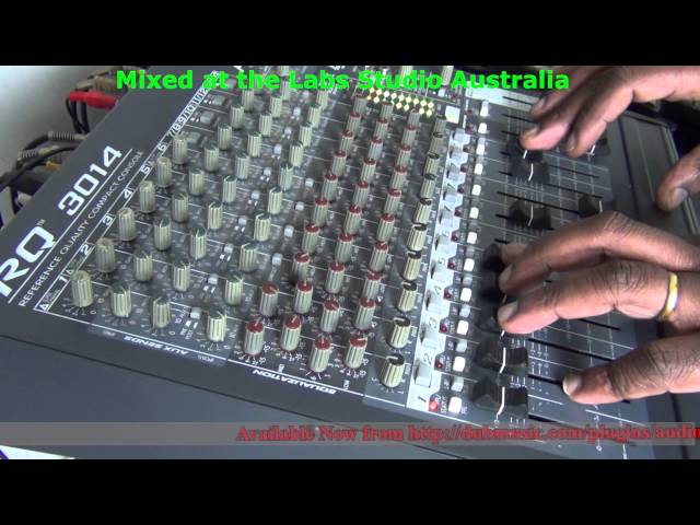 The Stone Dub Created by Jideh High Elements Dub Studio France Mixed by The Technician Australia