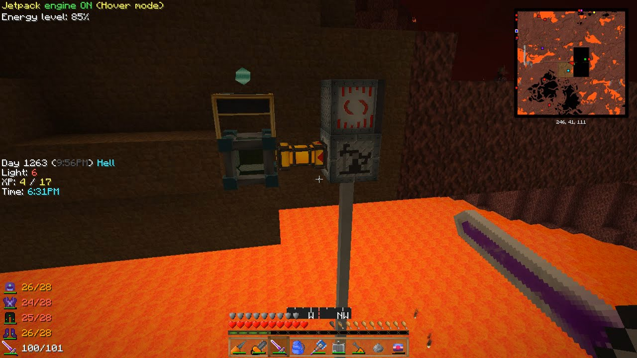 minecraft gregtech pump
