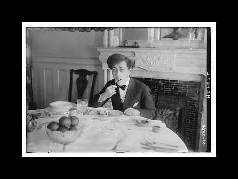 Jasha Heifetz, Bach, Partita No. 3 Prelude