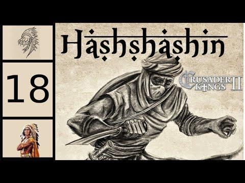 CK2 - Monks and Mystics - Hashashin