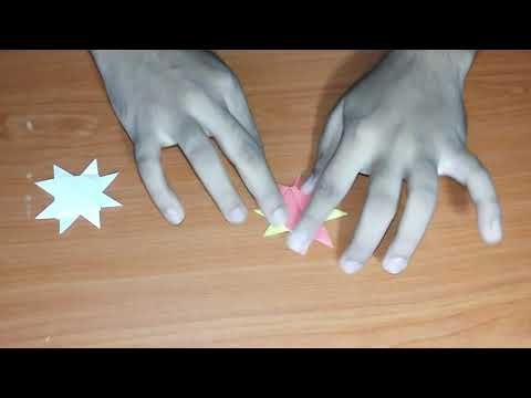 How to make Easy Paper Star