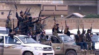 الجيش الحر يعلن سيطرته على مواقع إستراتيجية في سوريا