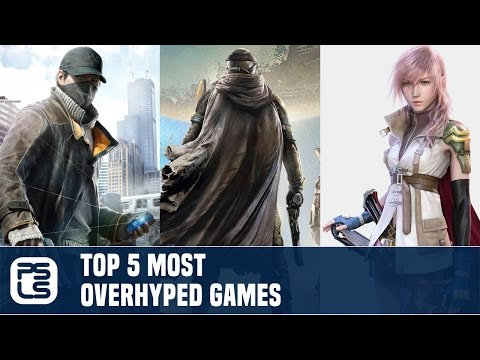 Top 5 Most Overhyped Games