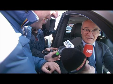Leicester City manager Claudio Ranieri on Premier League victory