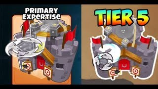 Bloons TD 6 - PRIMARY EXPERTISE - 5TH TIER VILLAGE thumbnail