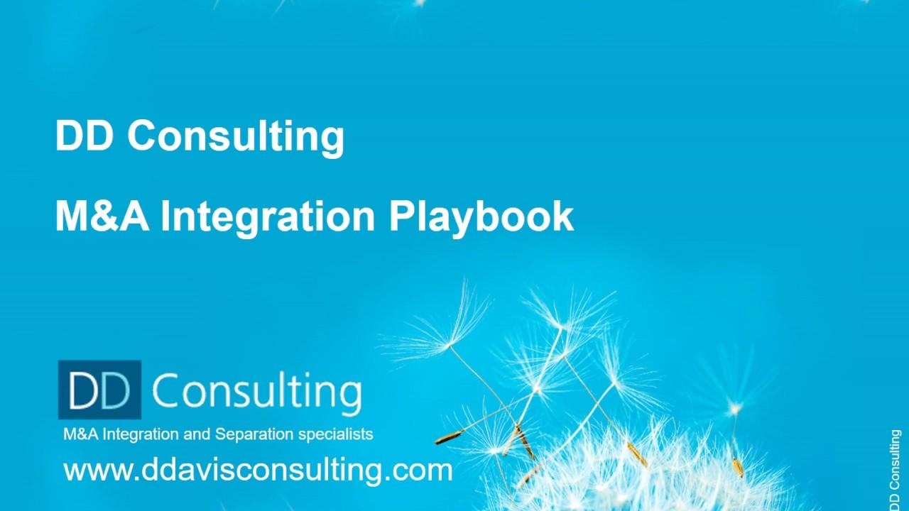 M&A Integration Playbook
