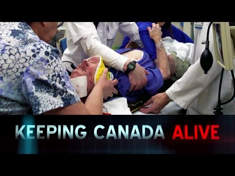 Emergency Rooms Across Canada | Keeping Canada Alive | CBC