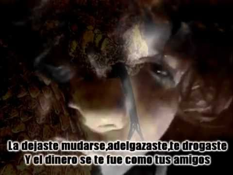 Pantera - Drag the waters (Español)
